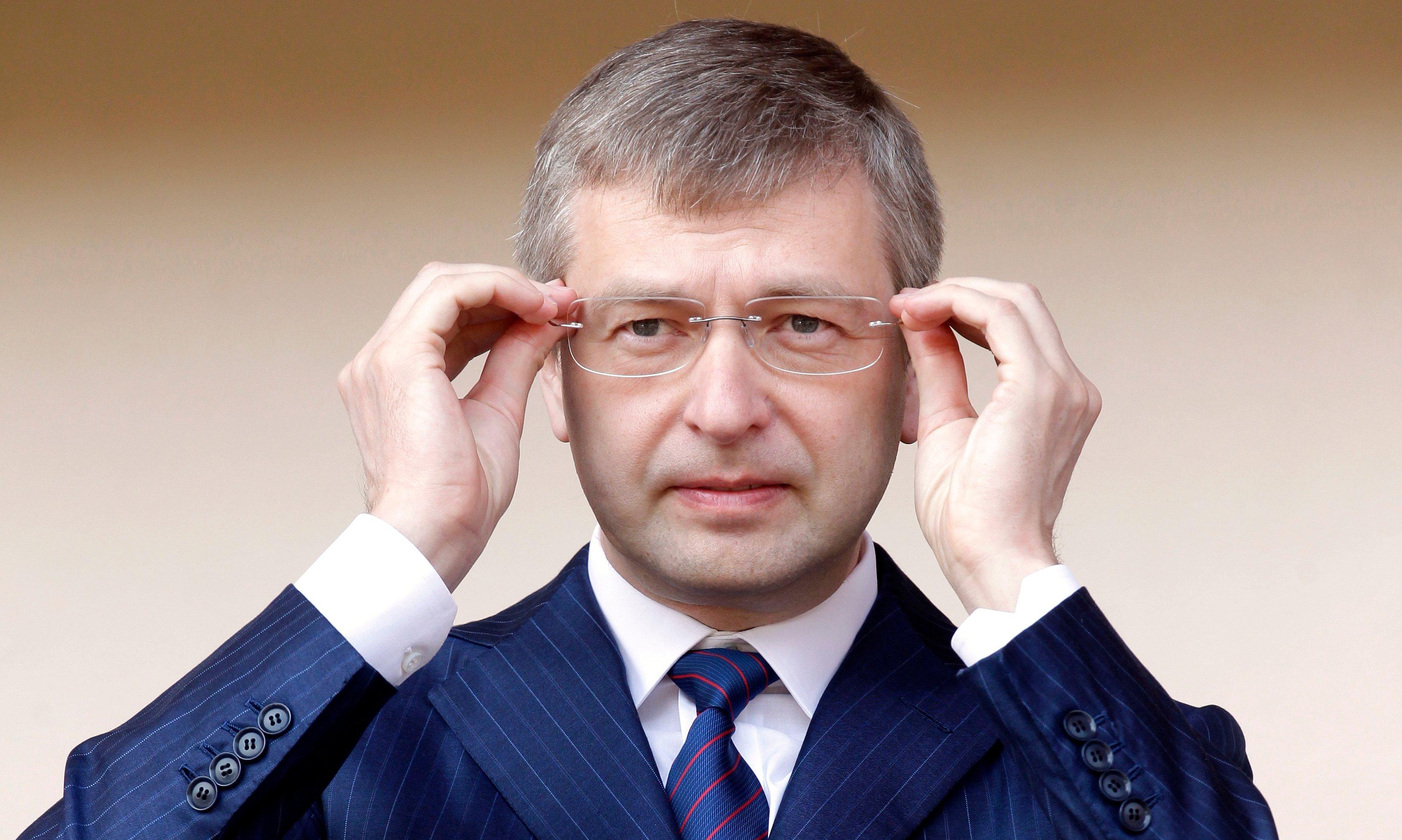 Ντμίτρι Ριμπολόβλεβ