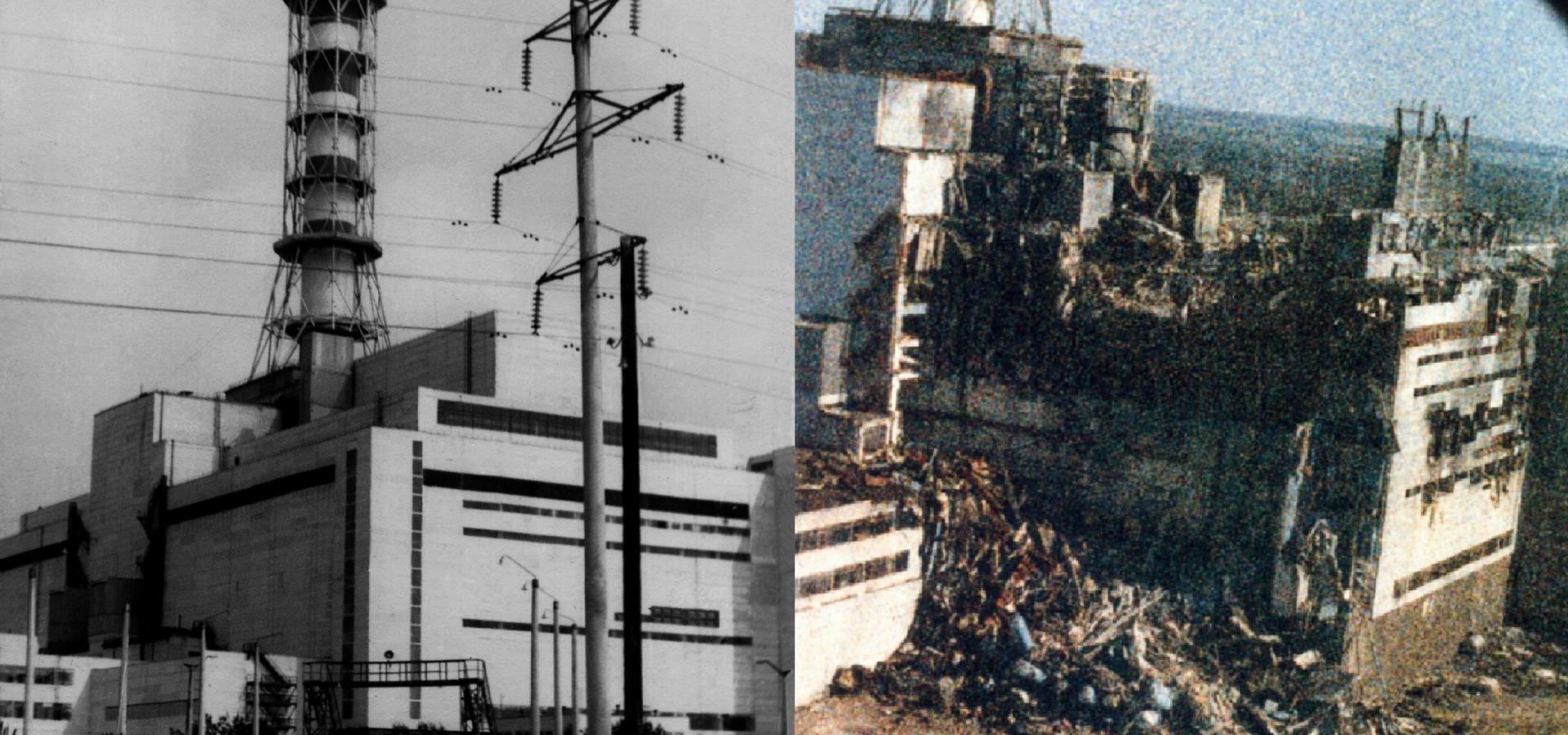 Τσερνόμπιλ: Η επιστροφή του πυρηνικού εφιάλτη   Έθνος