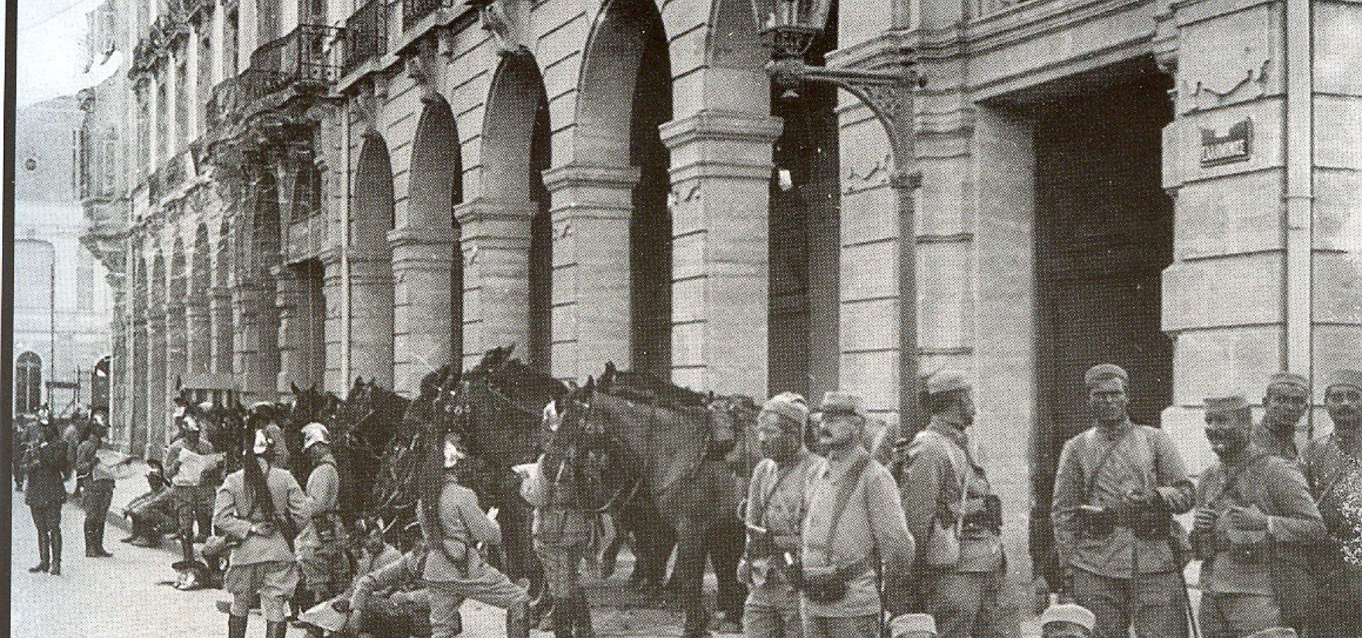 29 Αυγούστου 1916: Το Κίνημα της Εθνικής Αμύνης στη Θεσσαλονίκη και ο ρόλος στις εσωτερικές εξελίξεις