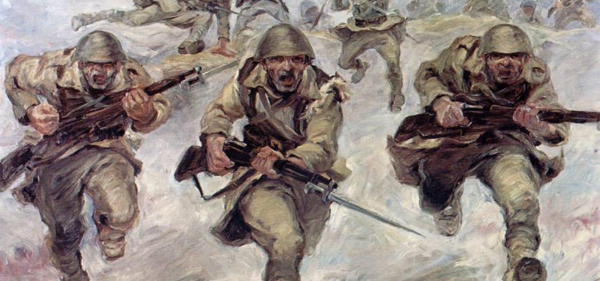 28Η ΟΚΤΩΒΡΙΟΥ 1940: «ALORS. C' EST LA GUERRE» («ΚΑΛΑ, ΛΟΙΠΟΝ. ΕΧΟΜΕΝ ΠΟΛΕΜΟΝ»)
