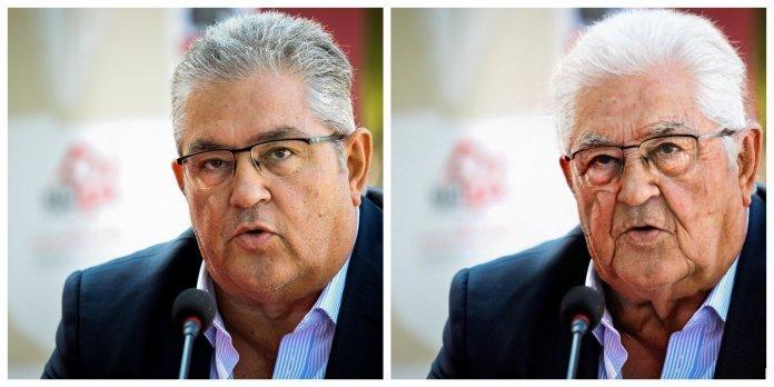 Ο γενικός γραμματέας του Κομμουνιστικού Κόμματος Ελλάδας, Δημήτρης Κουτσούμπας