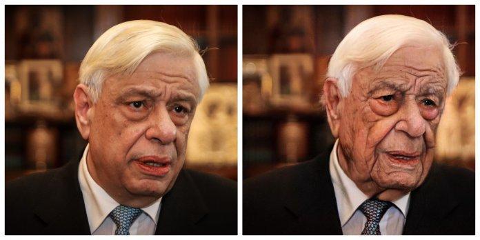 Ο Πρόεδρος της Ελληνικής Δημοκρατίας, Προκόπης Παυλόπουλος
