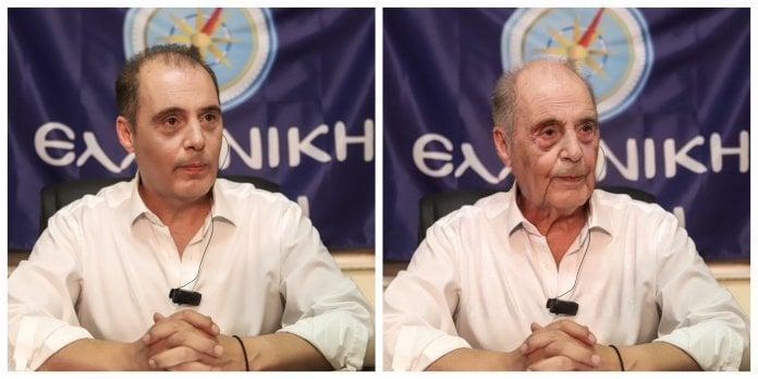 Ο πρόεδρος της Ελληνικής Λύσης, Κυριάκος Βελόπουλος