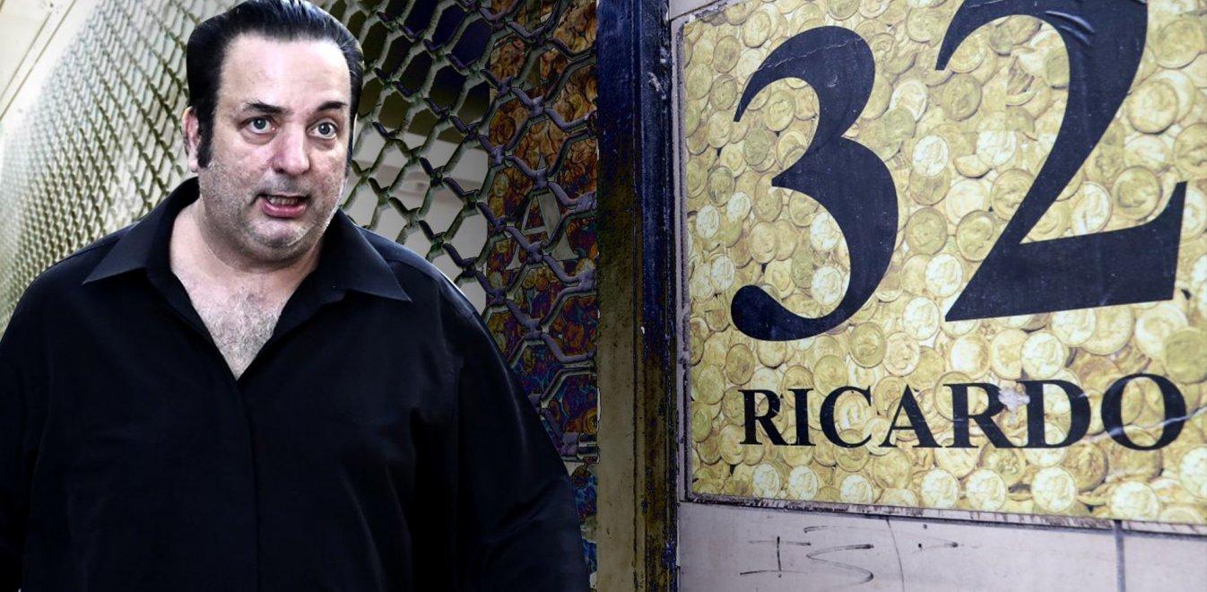 Ριχάρδος: Ήταν φιάσκο - Γιατί έκρυβα τον χρυσό σε κρύπτες (vid)