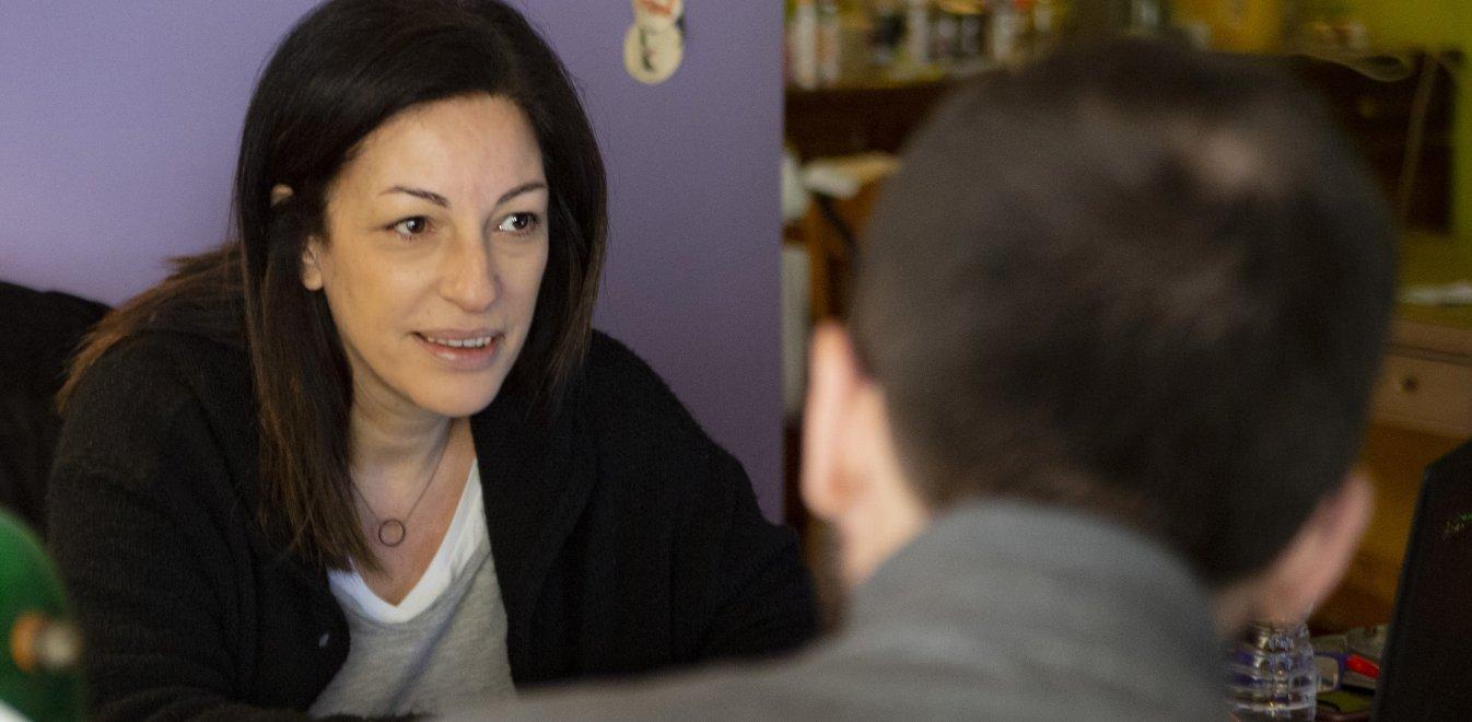 Μυρσίνη Λοΐζου στο ethnos.gr: Κάποιοι έχουν εμμονή μαζί μου