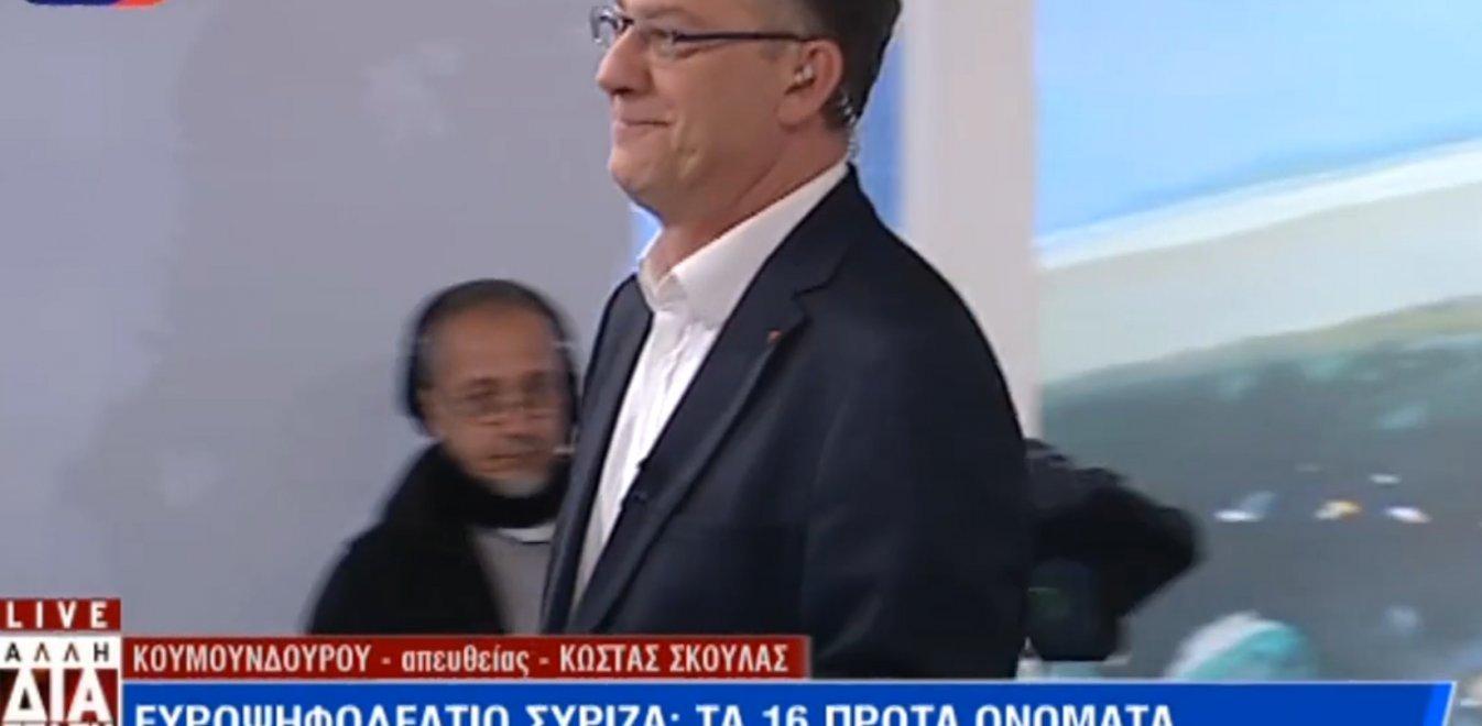 Αρβανίτης on air για την υποψηφιότητά του με τον ΣΥΡΙΖΑ: Άστα να πάν' στο διάολο! (vid)