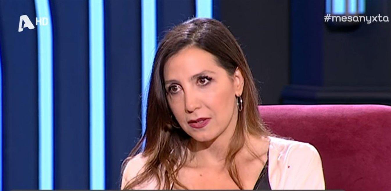 Μαρία-Ελένη Λυκουρέζου: Είμαι πολύ θυμωμένη - Ο πατέρας μου ήταν σε κακή κατάσταση (vid)