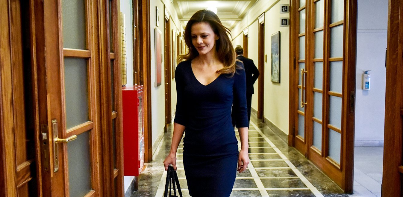 The country has come out of the crisis and we can now achieve more, Achtsioglou says