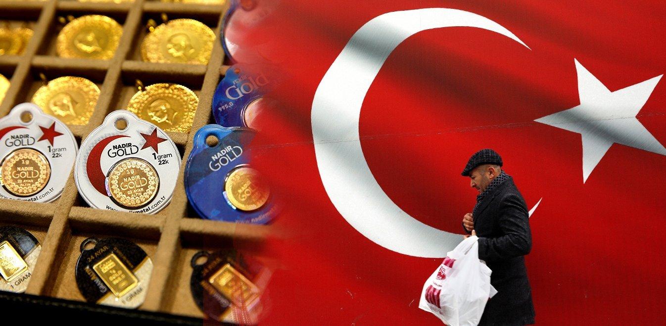 Τουρκία: Ερχονται αμερικανικές κυρώσεις - Κατρακυλά σε χρόνο ρεκόρ η λίρα