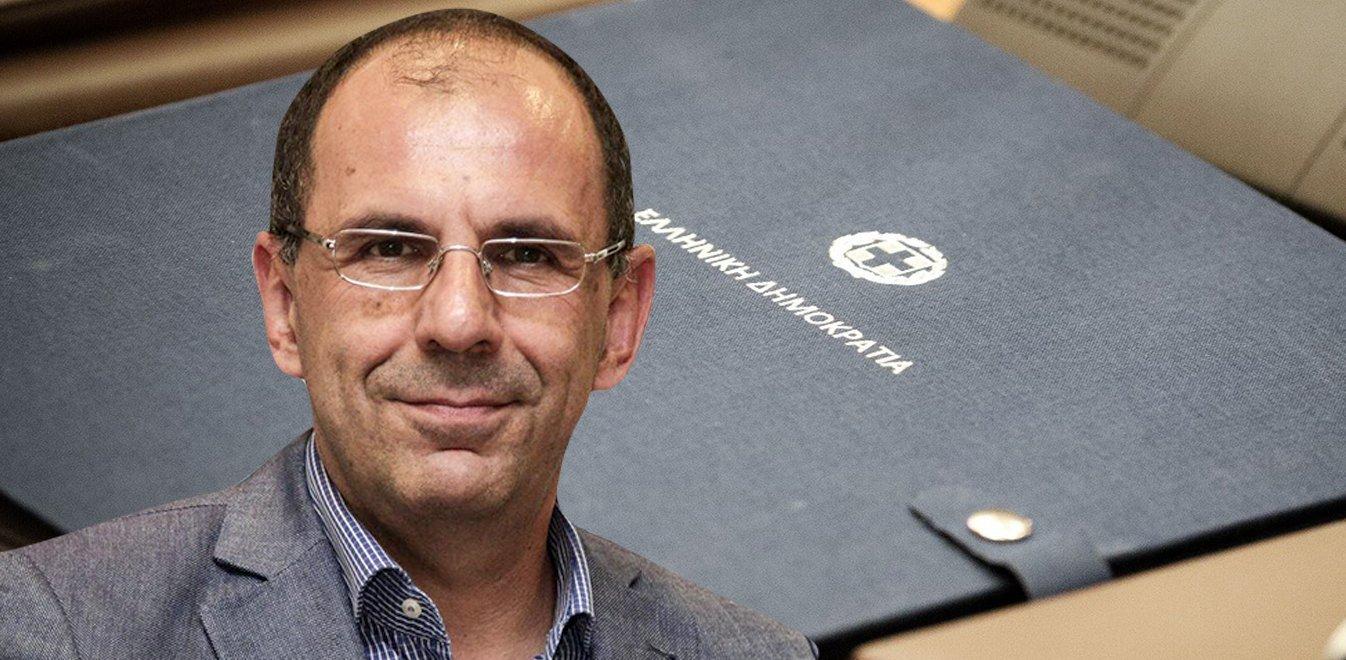 Γιώργος Γεραπετρίτης: Παρουσίασε τον νέο τρόπο λειτουργίας του κυβερνητικού έργου