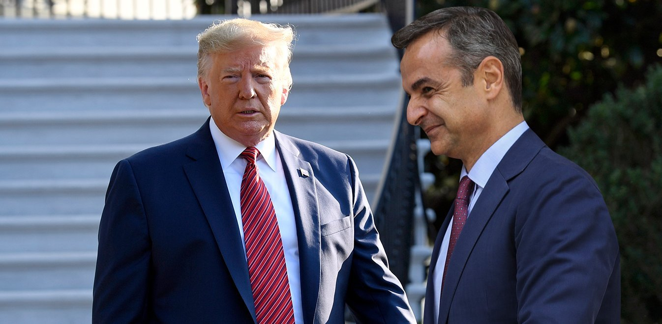 Mitsotakis to meet US President Donald Trump on January 7 in Washington