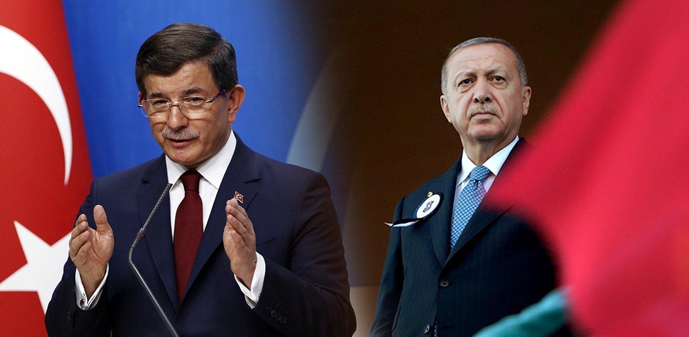 Ο Ερντογάν διαγράφει τον «δελφίνο» Νταβούτογλου   Έθνος