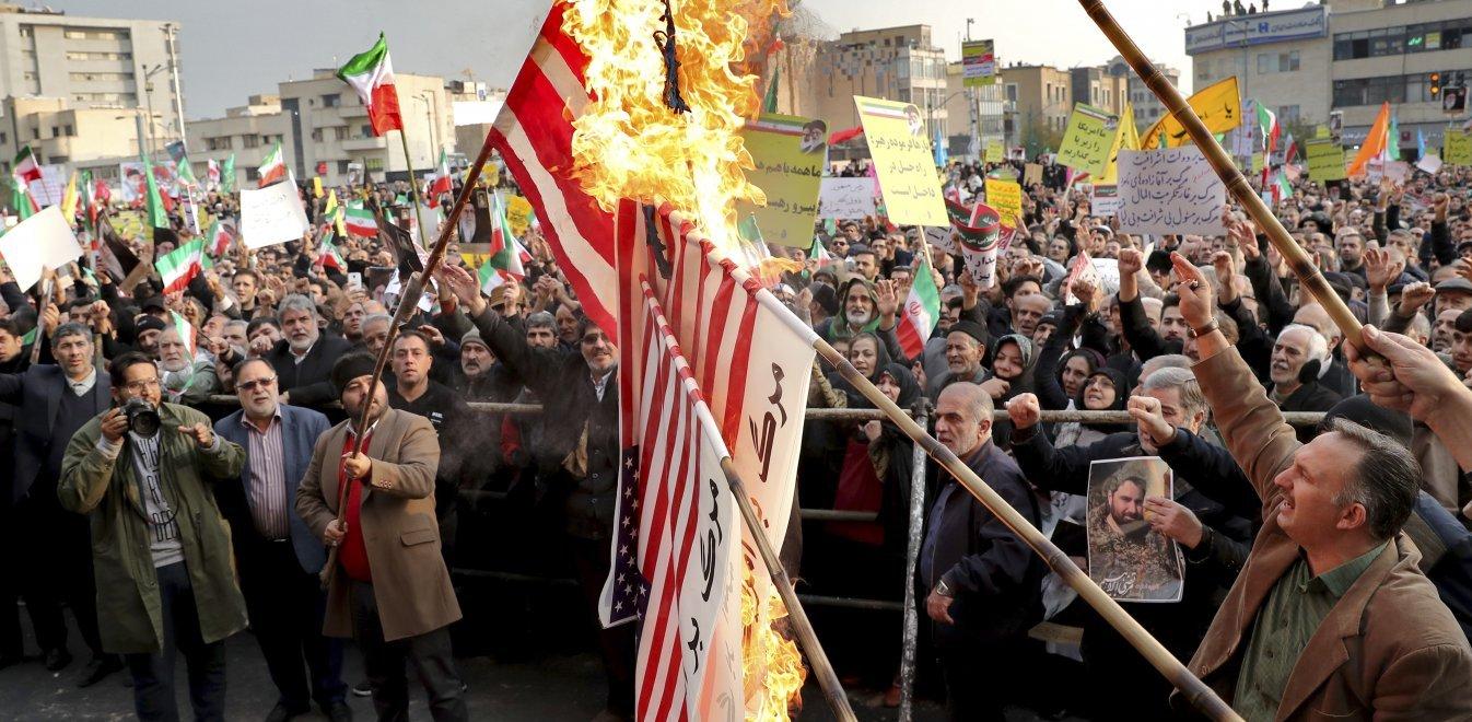 Πόσο μακριά βρισκόμαστε από ένα πόλεμο στη Μέση Ανατολή; Εξαρτάται μόνο από το Ιράν…