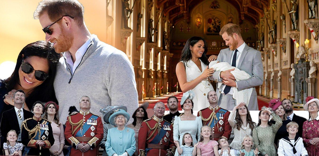 Τα «μαύρα πρόβατα» της βασιλικής οικογένειας της Αγγλίας