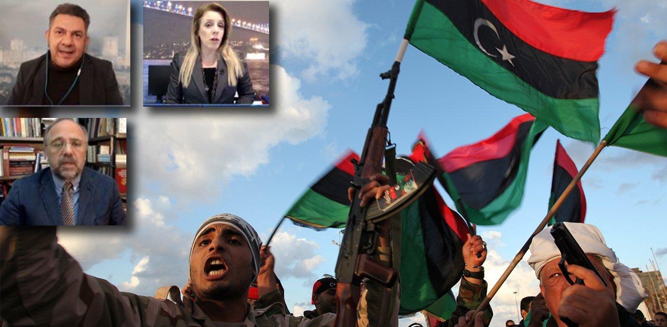 Οι ανταποκριτές του Open TV αναλύουν τις εξελίξεις στη Λιβύη (vid)