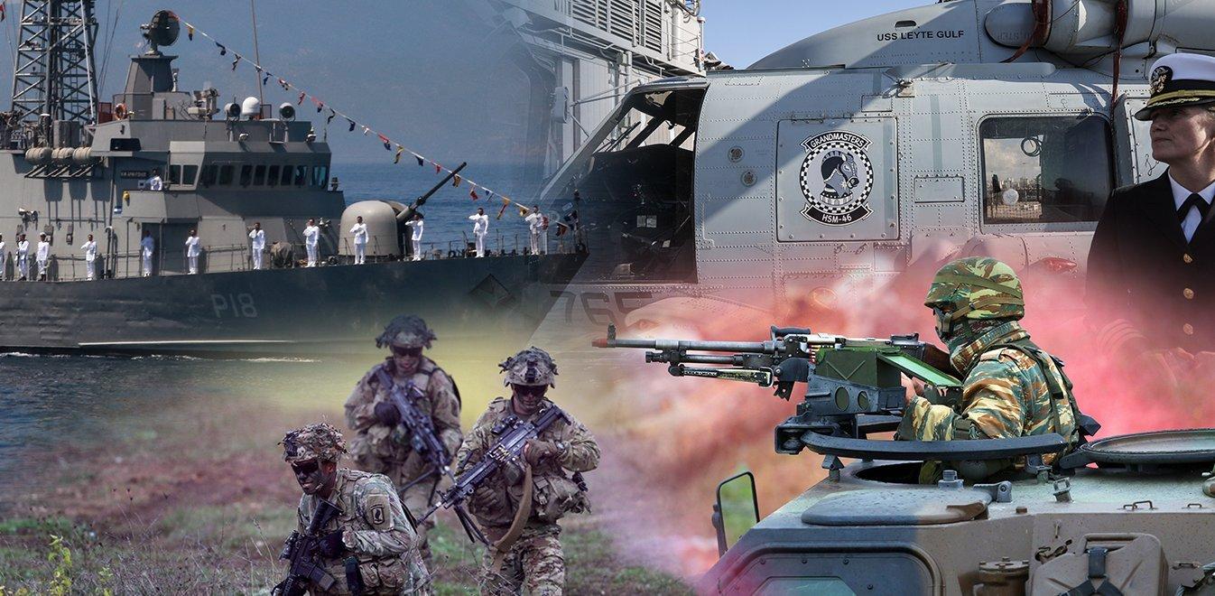 Μιχάλης Ιγνατίου: Η Ελλάδα χρειάζεται ισχυρές Ένοπλες Δυνάμεις