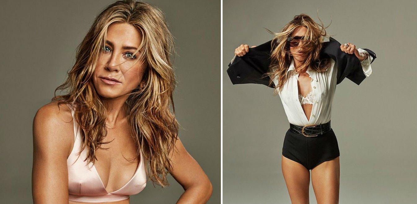 Jennifer Aniston: Έκλεισε τα 51 με μια φωτογράφιση «μεγατόνων»