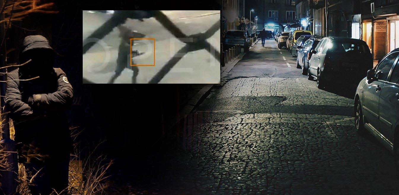 Δολοφονία στη Μενάνδρου: Βίντεο ντοκουμέντο των δραστών με τα πιστόλια στα χέρια