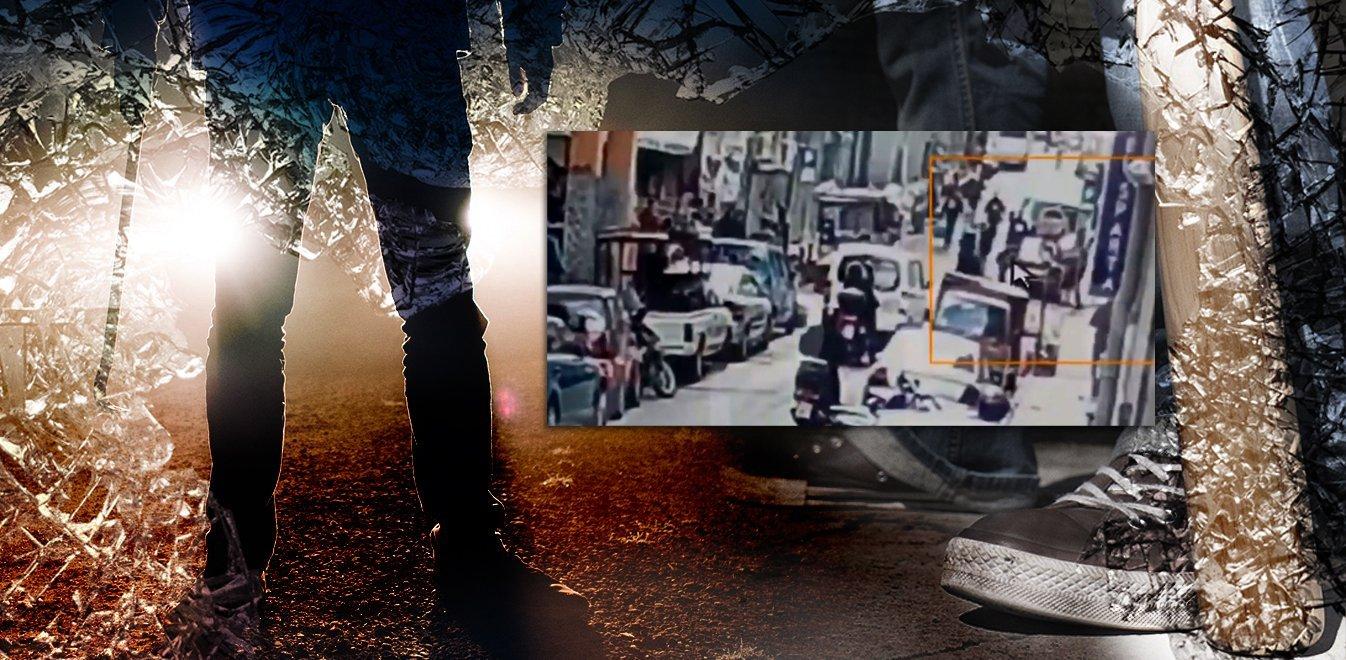 Νέο βίντεο ντοκουμέντο: Η στιγμή που ο Αφγανός πέφτει νεκρός στην Ομόνοια