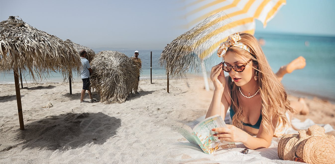 Παραλίες: Τι ισχύει με τη μετάδοση του ιού - Κανόνες, πρόστιμα και «αγκάθια»