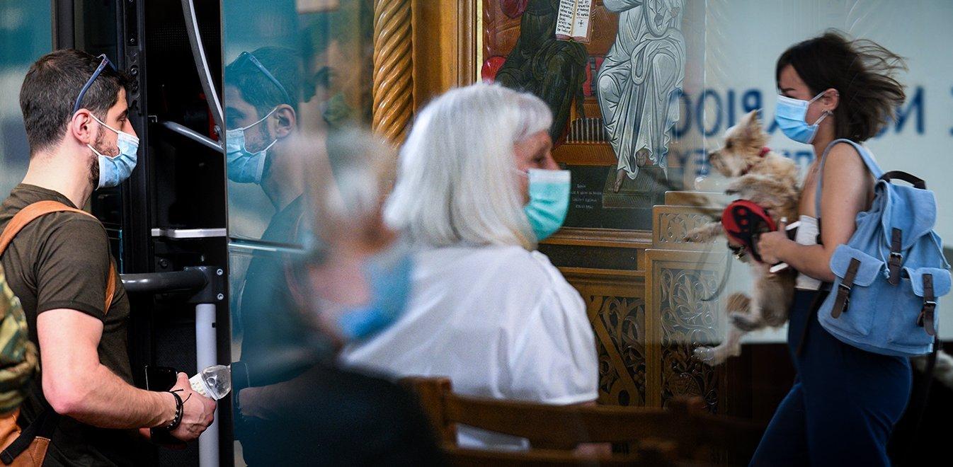 Δείτε Τα μέτρα που ισχύουν από αύριο - Lockdown σε Θεσσαλονίκη, Λάρισα και Ροδόπη