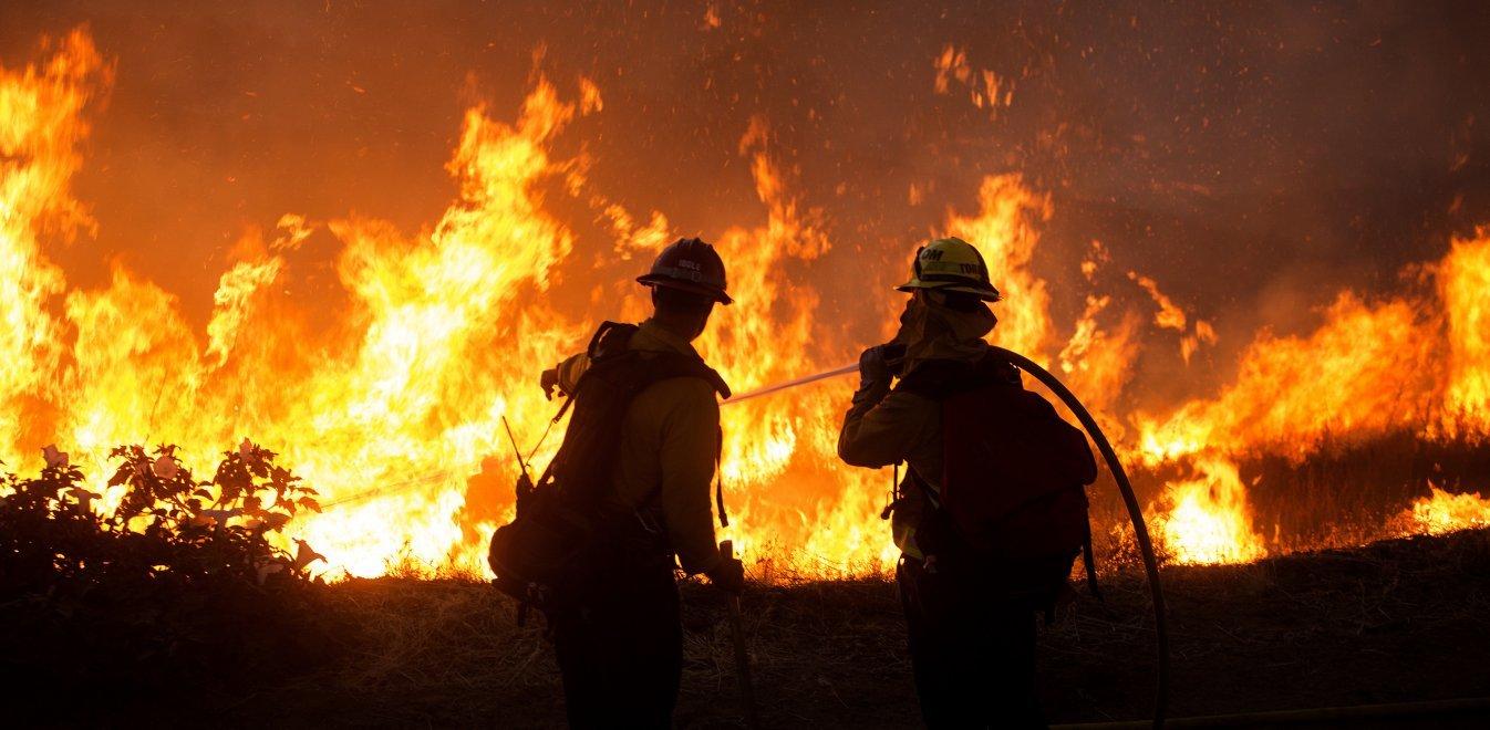 Χανιά: Κάηκαν σπίτια - Ολονύχτια μάχη με τη φωτιά - Εκκενώθηκαν οικισμοί |  Έθνος