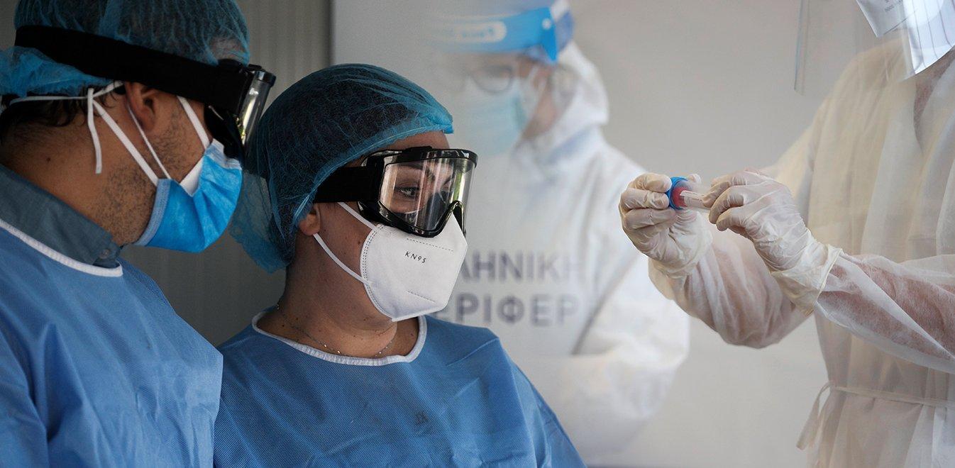Ο Δήμος Λεβαδέων συνεχίζει την πραγματοποίηση τεστ γρήγορης διάγνωσης για τον COVID - 19 την Κυριακή στην Χαιρώνεια