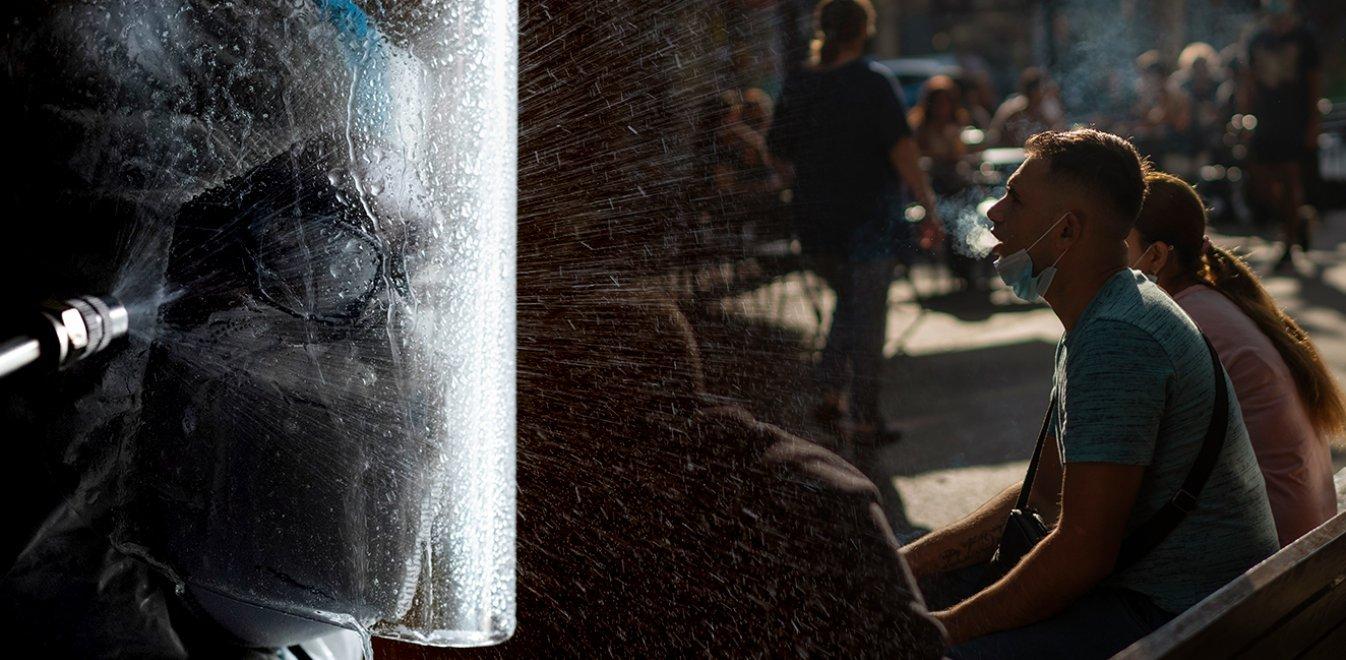 Κοροναϊός: Νέο μαύρο ρεκόρ με 2056 κρούσματα – 6 θάνατοι στη χώρα