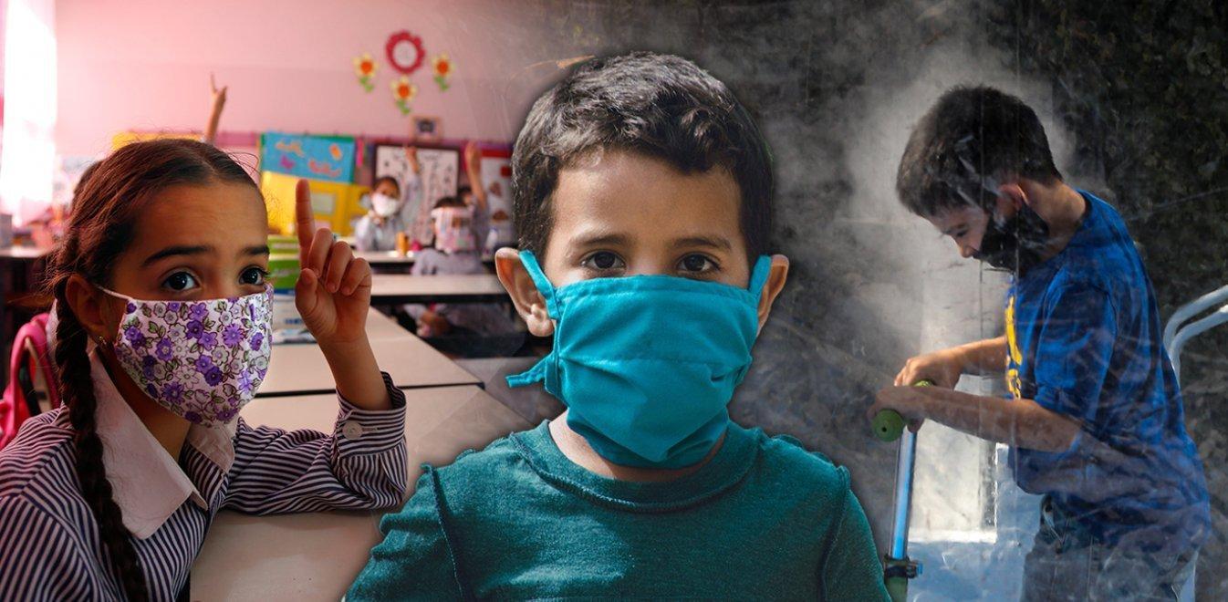 Σχολεία - κορονοϊός: Μάσκα και στα διαλείμματα - Για ποιες περιοχές ισχύει το μέτρο | Έθνος