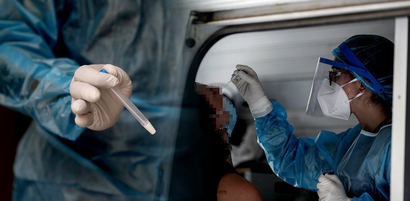 Κορωνοϊός: Στα 436 τα νέα κρούσματα - 7 θάνατοι
