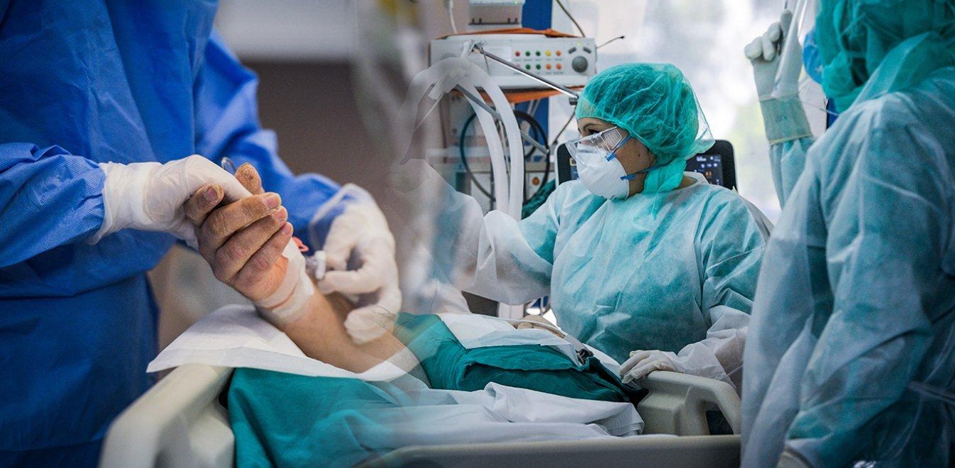 Παπανικολάου»: Σχεδόν 4 στους 10 ασθενείς με κορονοϊό κατέληξαν το 2020 | Έθνος