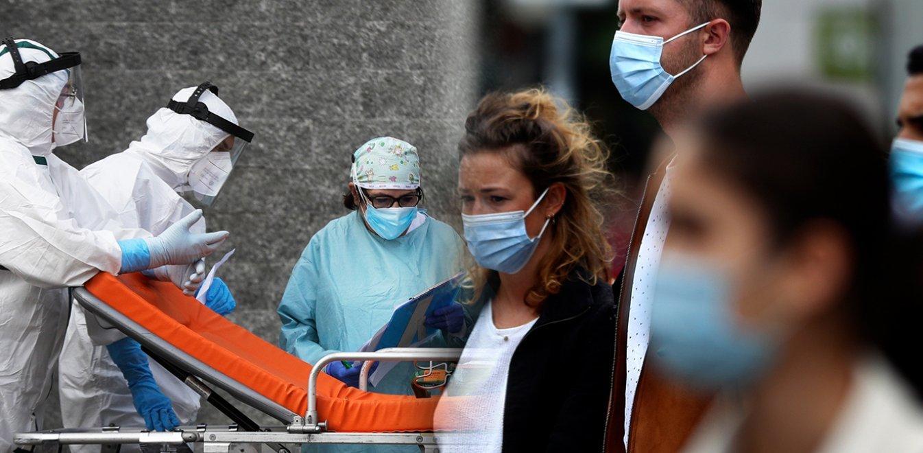 Κορωνοϊός: Στα 1.193 τα νέα κρούσματα - 98 θάνατοι το τελευταίο 24ωρο - 17 στη Στερεά