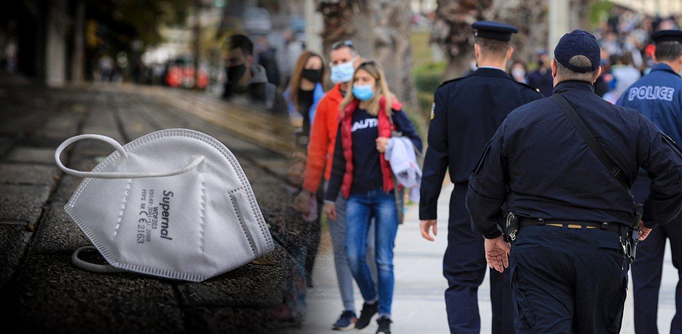 """Κορονοϊός:16 κρούσματα στην Βοιωτία - Ο """"χάρτης"""" με τα κρούσματα της Τρίτης"""