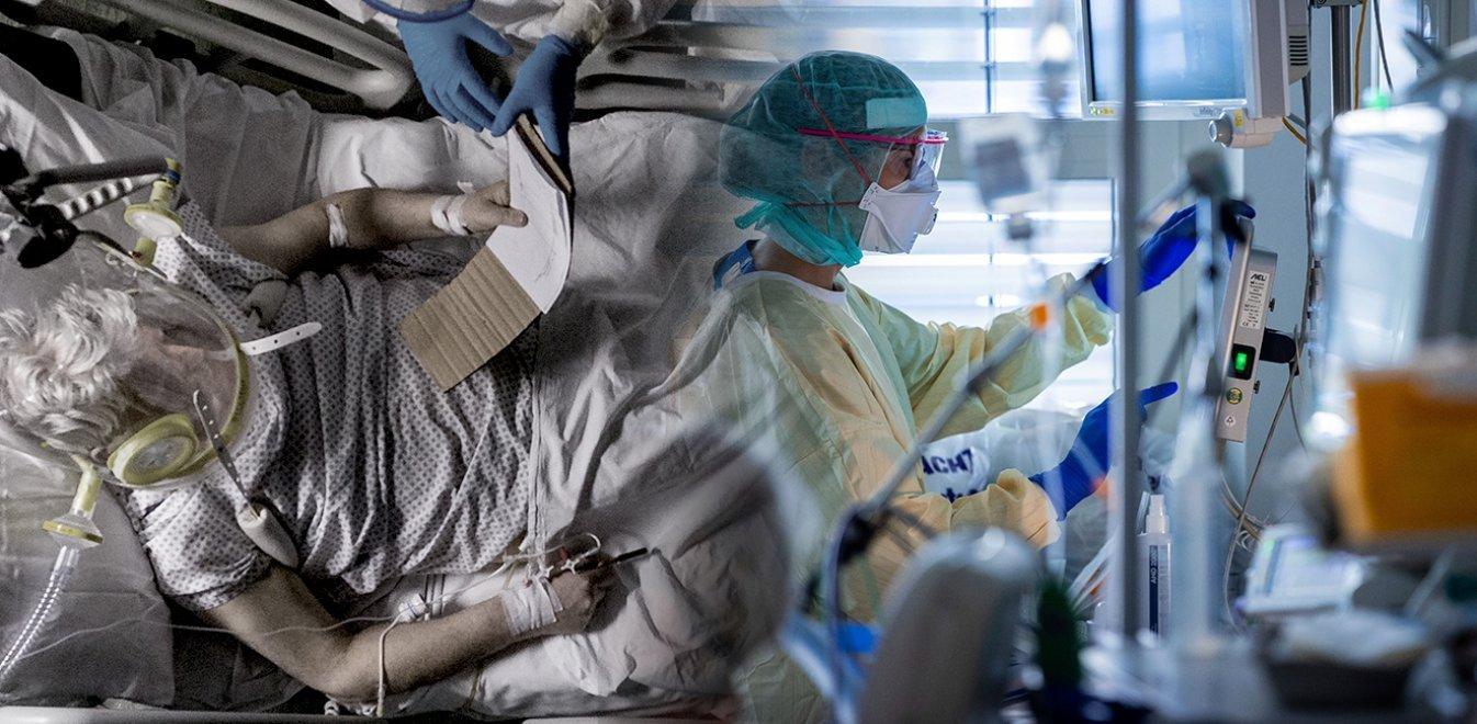 Κορονοϊός :Στα 3.089 τα νέα κρούσματα στη χώρα – Στους 809 οι διασωληνωμένοι, 81 νέοι θάνατοι- 39 κρούσματα στην Βοιωτία