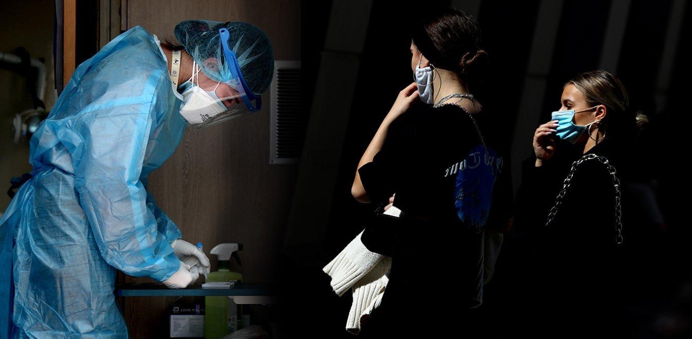 Κορωνοϊός- Ελλάδα: 3228 νέα κρούσματα- 73 νέοι θάνατοι- 776 διασωληνωμένοι - 38 κρούσματα στην Βοιωτία