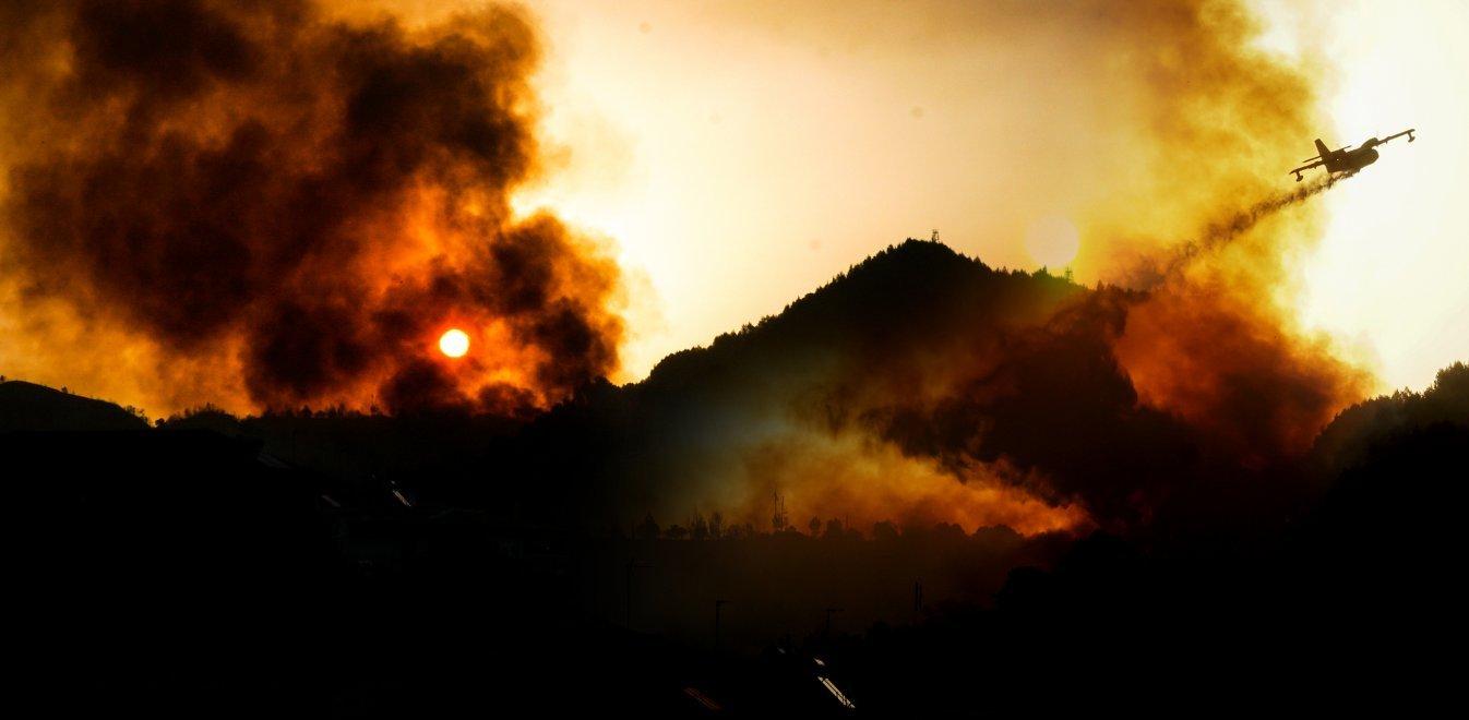 Φωτιές: Έρχονται εναέρια μέσα από το εξωτερικό - Γαλλία, Ρουμανία και  Ελβετία στη μάχη της κατάσβεσης | Έθνος