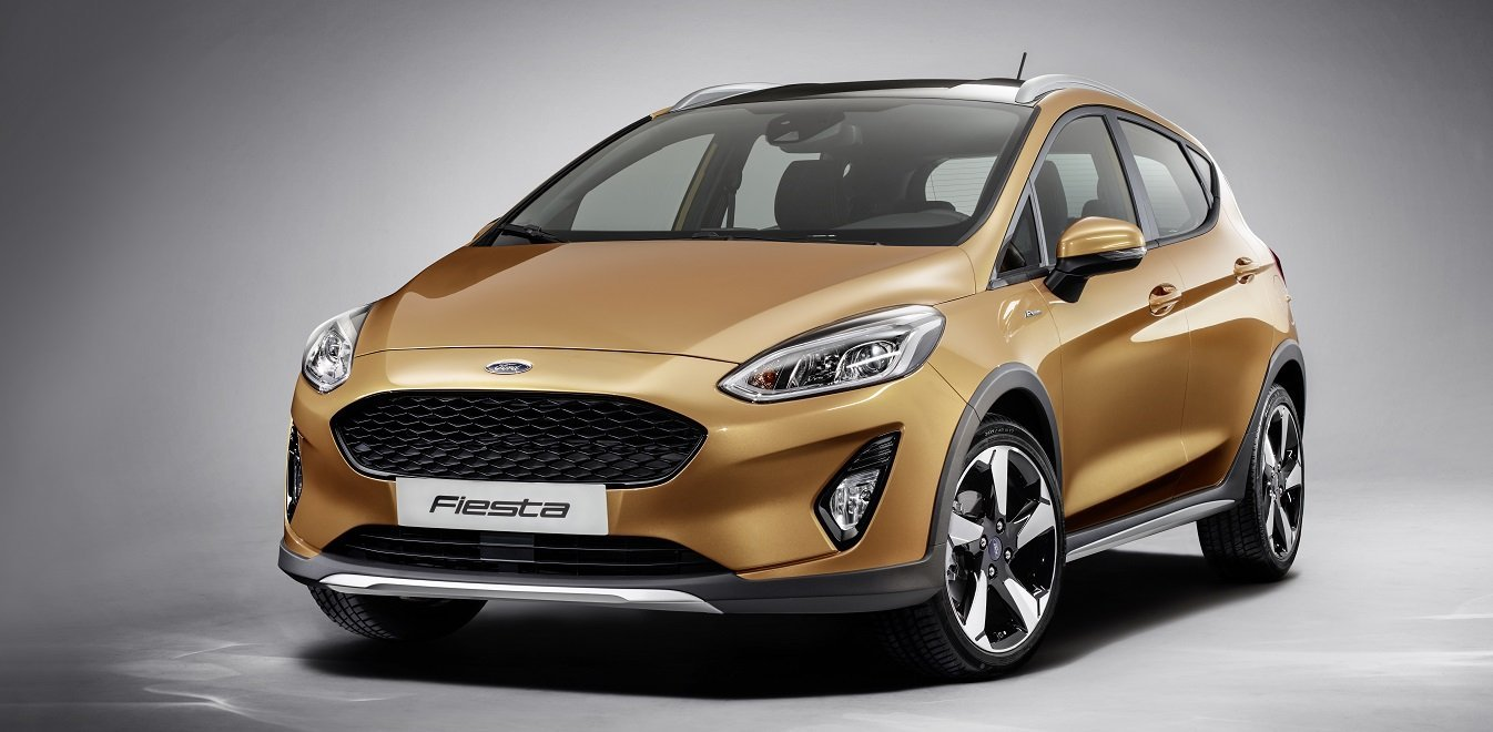 Ford Fiesta Active: Η ώρα της απόδρασης