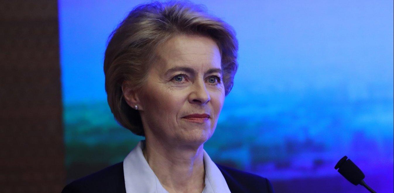 Παραιτείται από υπουργός Άμυνας η Ούρσουλα φον ντερ Λάιεν