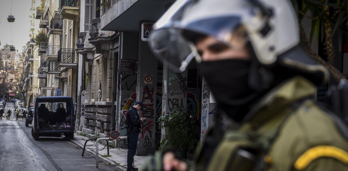 Αστυνομικός καταδικάστηκε για ξυλοδαρμό 17χρονου διαδηλωτή