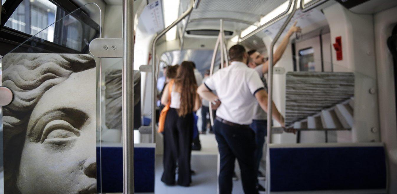 Θεσσαλονίκη: Σε δύο μήνες τα πρώτα βαγόνια του μετρό μπαίνουν στις ράγες!