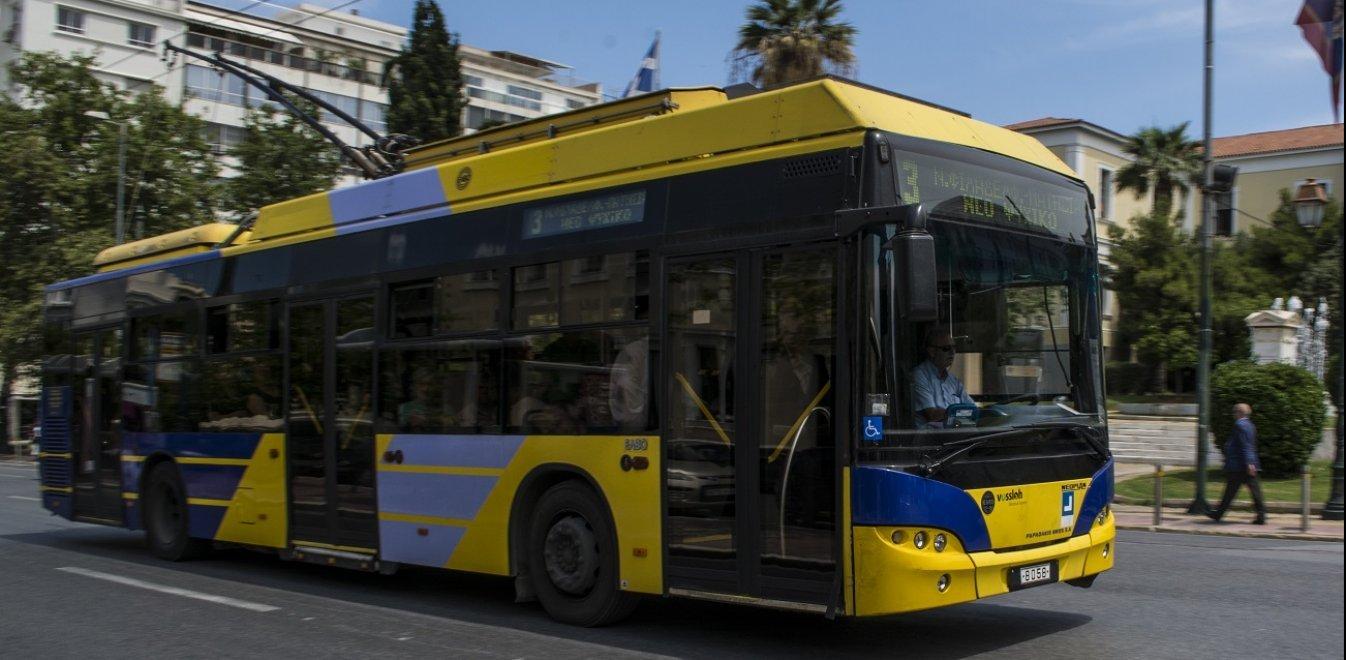 ΟΑΣΑ: Με επιπλέον 160 λεωφορεία και τρόλεϊ ξεκίνησε το χειμερινό πρόγραμμα δρομολογίων