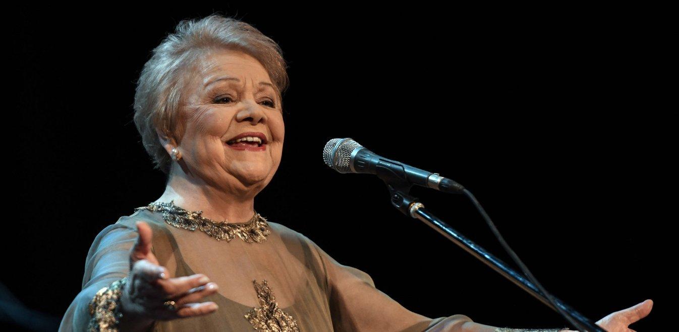 Η Μαίρη Λίντα στο Open: «Νιώθω ασφάλεια στο Γηροκομείο» (vid)