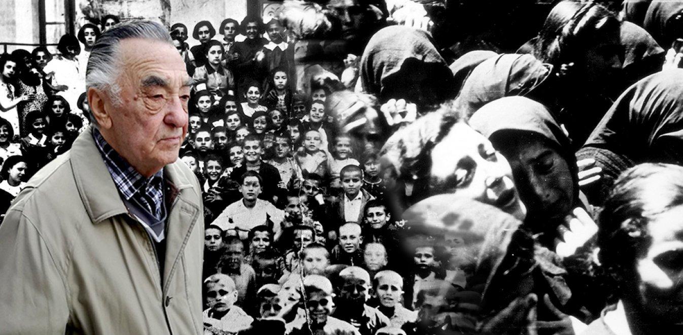Ολοκαύτωμα Καλάβρυτα: «Ζωντανή» η βαρβαρότητα 75 χρόνια μετά (pics+vid)
