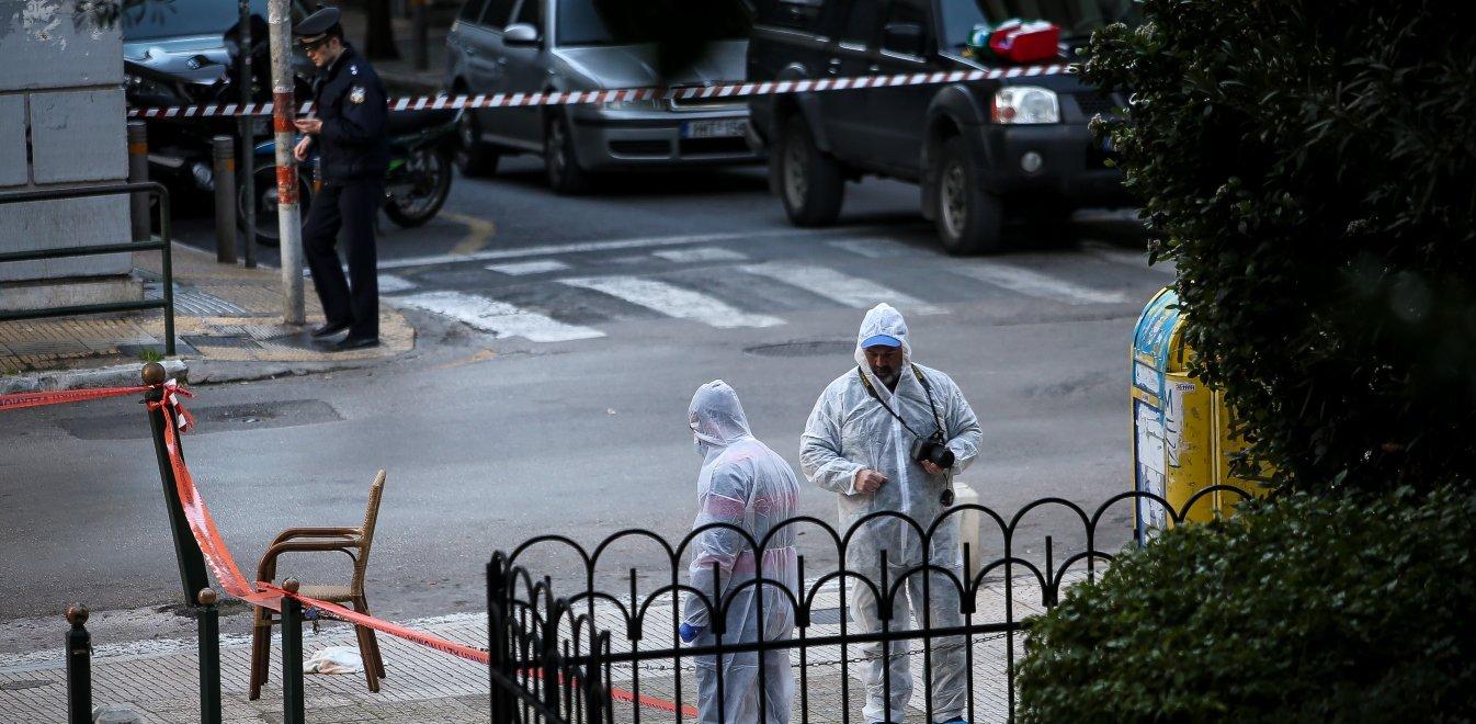 3c8f0d6248 Τυφλό» χτύπημα στην καρδιά της Αθήνας - Δύο τραυματίες (vids+pics ...