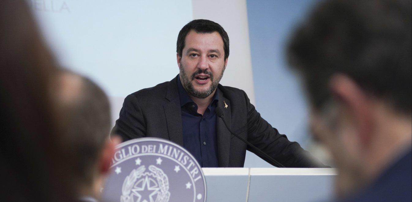 Ιταλία: Υπέρ της επαναλειτουργίας των οίκων ανοχής ο Ματέο
