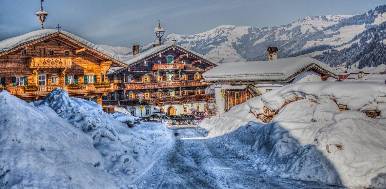Kίτσμπουελ Αυστρίας: Χιόνι 200 ημέρες τον χρόνο | Έθνος
