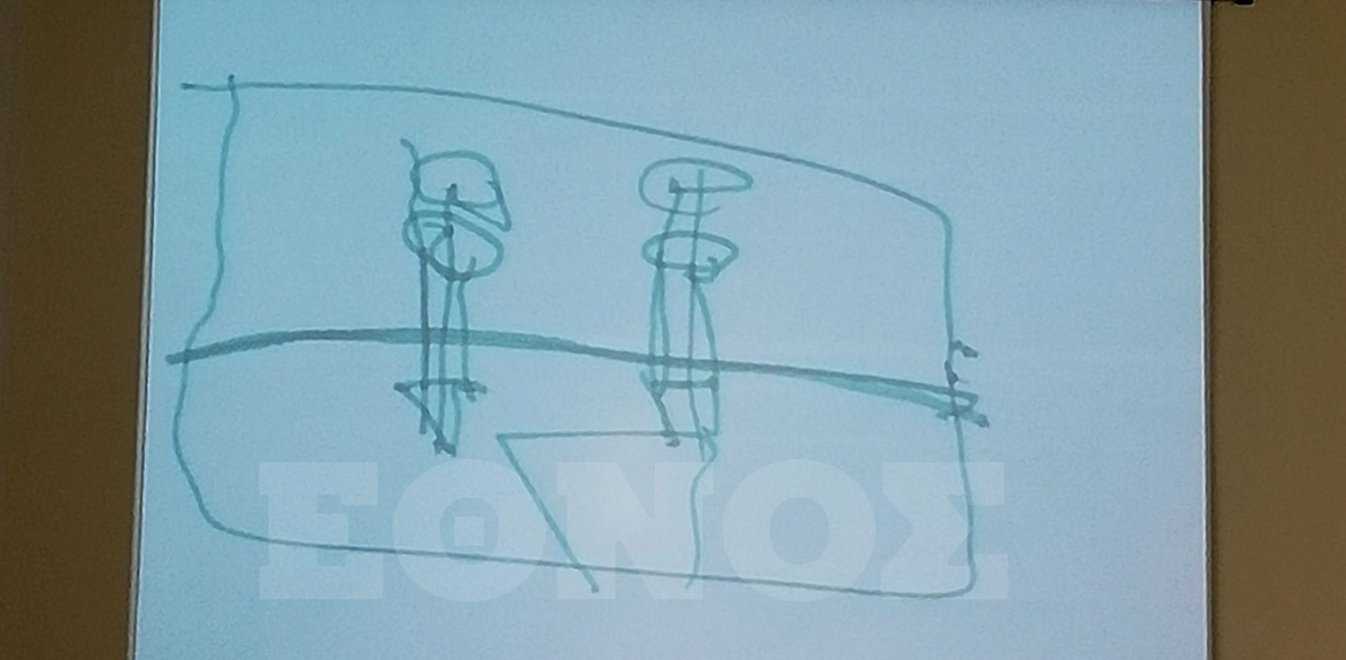 Ντοκουμέντο: H ζωγραφιά του προσφυγόπουλου που αποκάλυψε τον βιασμό του