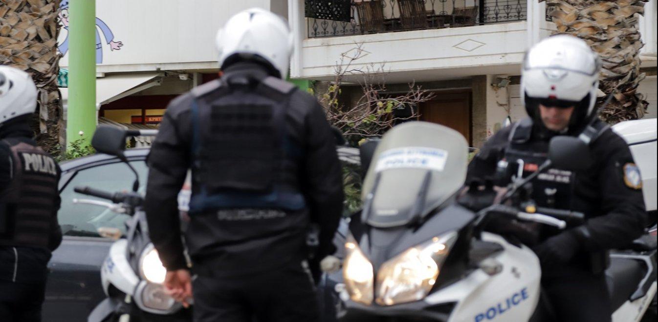 Κερατσίνι: Ανταλλαγή πυροβολισμών μεταξύ αστυνομικών και διαρρηκτών