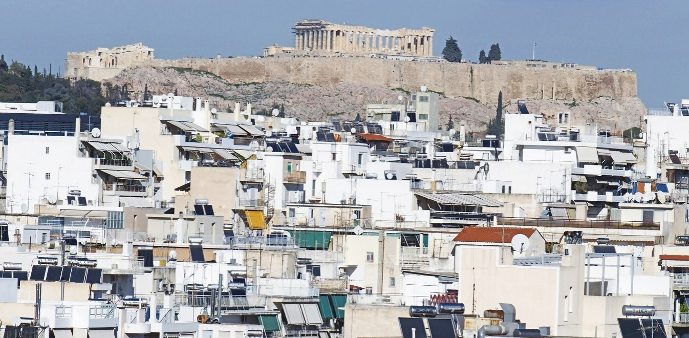 Αυξήθηκαν 7,3% το 2018 οι τιμές των κατοικιών σε όλη την Ελλάδα