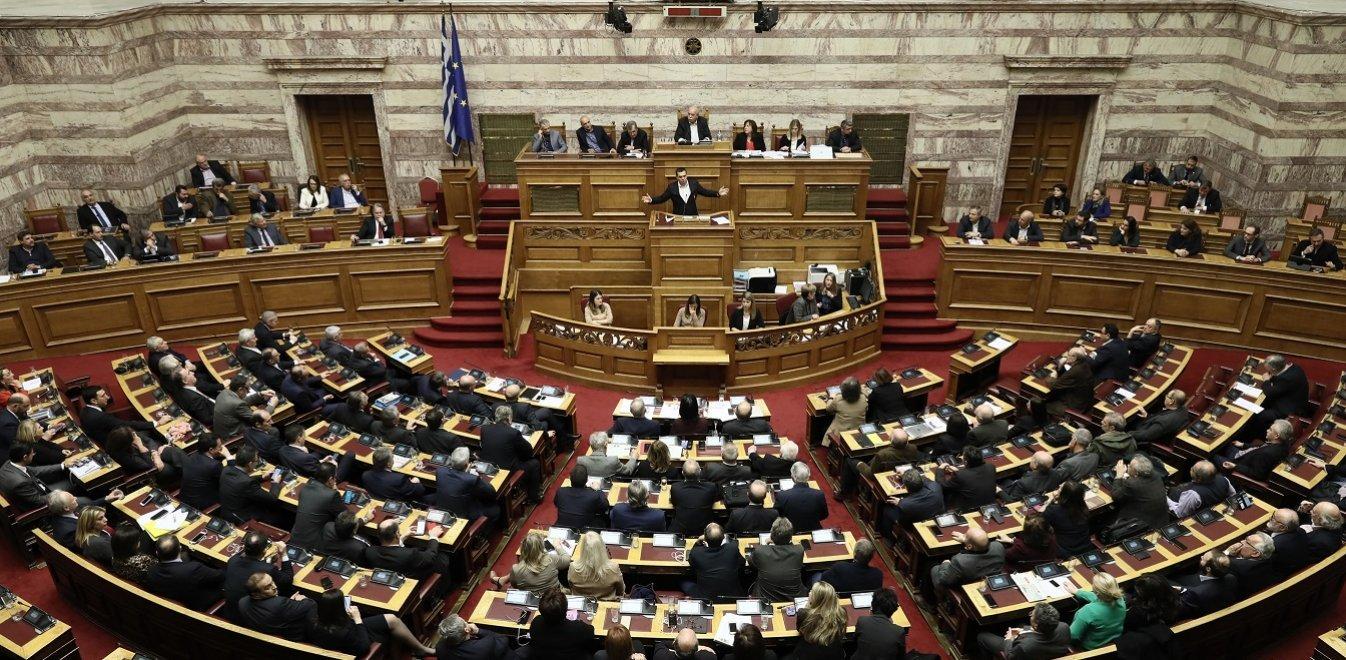Βουλή: Η κυβέρνηση δεν θα πέφτει λόγω εκλογής Προέδρου της Δημοκρατίας